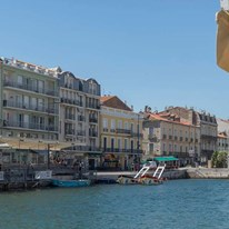 Hotels the Originals Sete Port Marine