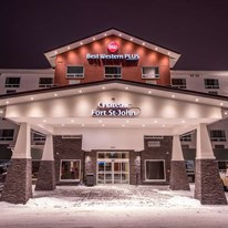 Best Western Plus Chateau Fort St John