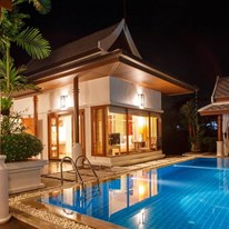Pimann Buri Pool Villa Resort