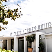Hotel Les Roches Rouges, a Design Hotel