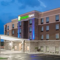 Holiday Inn Express Moline, Quad Cities