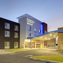 Fairfield Inn & Suites North Airport