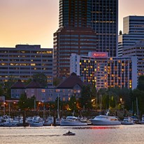 Marriott Portland Downtown Waterfront