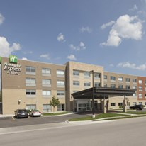 Holiday Inn Express/Stes Kalamazoo West