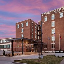 Courtyard Cape Girardeau Downtown
