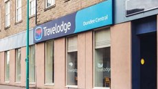 Travelodge Dundee Central
