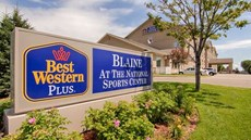 Best Western Plus Blaine, Natl Sports Ct
