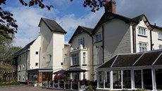 Best Western Tillington Hall Hotel