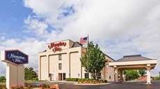 Hampton Inn Oklahoma City-I-40 E