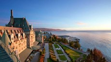 The Fairmont Le Manoir Richelieu