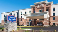 Hampton Inn & Suites Chicago/Schaumburg