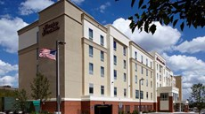 Hampton Inn/Suites Pittsburgh Arpt S