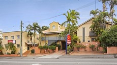 Econo Lodge City Palms Brisbane