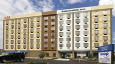 Fairfield Inn Suites Alexandria Landmark