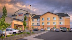 Fairfield Inn & Suites Burlington