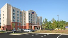 Fairfield Inn & Suites RDU Airport