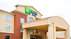 Holiday Inn Express Shamrock N