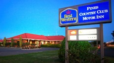 Pines Country Club Motor Inn