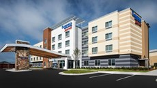 Fairfield Inn & Suites Little Rock
