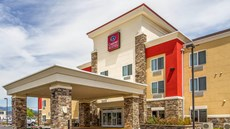 Comfort Suites-Lake Shasta