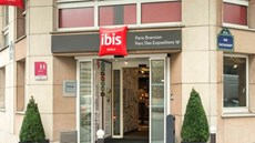 Ibis Paris Brancion Expo
