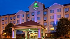 Holiday Inn Express/Suites Indianapolis
