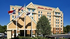 Hampton Inn & Suites Arrowood Rd