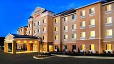 Fairfield Inn & Suites Watertown