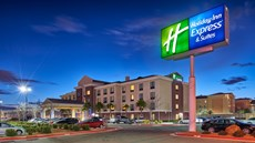 Holiday Inn Express/Suites El Paso Arpt