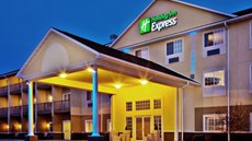 Holiday Inn Express Le Claire Riverfront