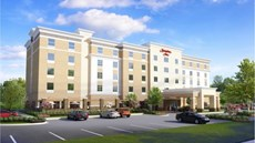 Hampton Inn by Hilton Lumberton