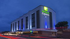 Holiday Inn Express Mexico-Toreo