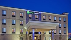 Holiday Inn Express/Stes Lincoln Arpt