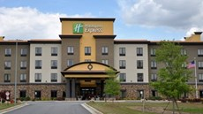 Holiday Inn Express Ntl Fairground Area
