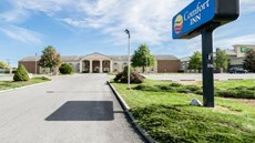 Comfort Inn Stephens City-Winchester