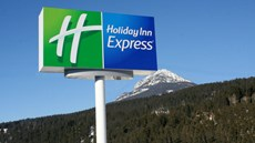 Holiday Inn Express Golden Hwy 1