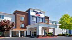 SpringHill Suites by Marriott Metro Ctr