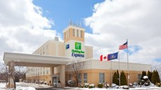 Holiday Inn Express - Scranton Airport