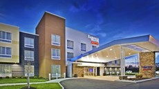 Fairfield Inn & Stes Jeffersonville I-71