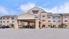 Fairfield Inn & Suites Columbus West