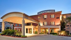 Courtyard by Marriott Wall