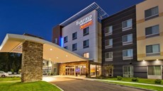 Fairfield Inn & Suites Plattsburgh West