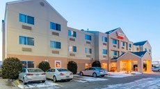 Fairfield Inn and Suites St. Cloud