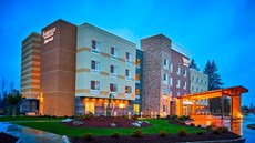 Fairfield Inn/Stes Grand Mound/Centralia