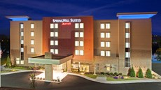 SpringHill Suites Chattanooga Downtown