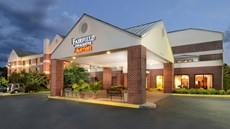 Fairfield Inn & Suites Charlottesville N