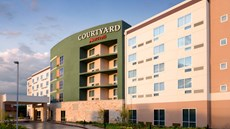 Courtyard The Colony Marriott