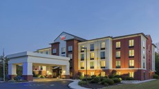 Fairfield Inn & Suites Bridgewater