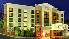 Fairfield Inn & Suites Asheville South