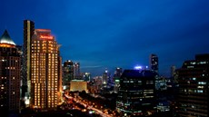 Marriott Exec Apts Sathorn Vista Bangkok